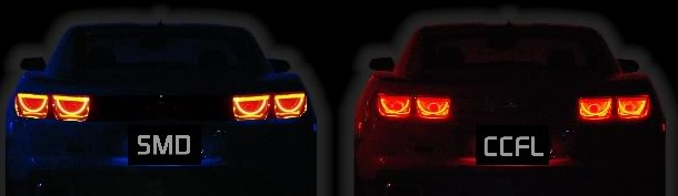 2010-2013 Camaro Afterburner Taillight HALO Light Kit