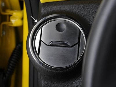 2010-2014 camaro a/c vent trim ring