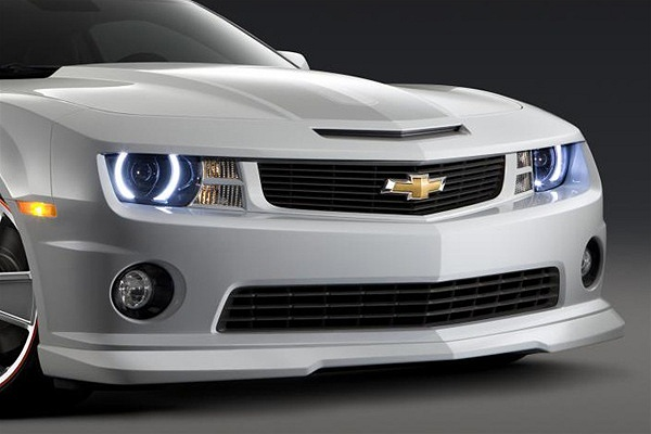 2010-2013 Camaro Painted Heritage Grille