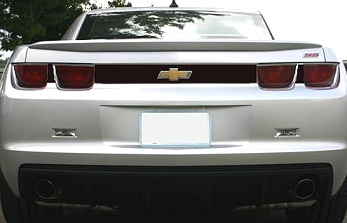 2010-2013 Camaro Rear Trunk Blackout Kit