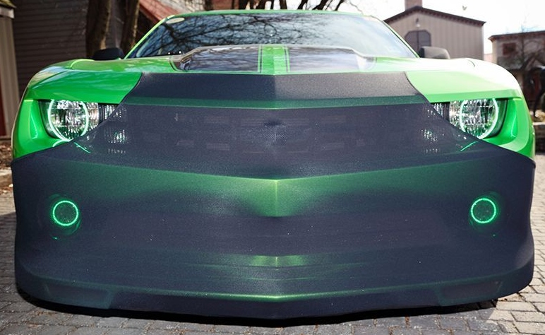 2010-2015 Camaro Front NoviStretch Bra Mask
