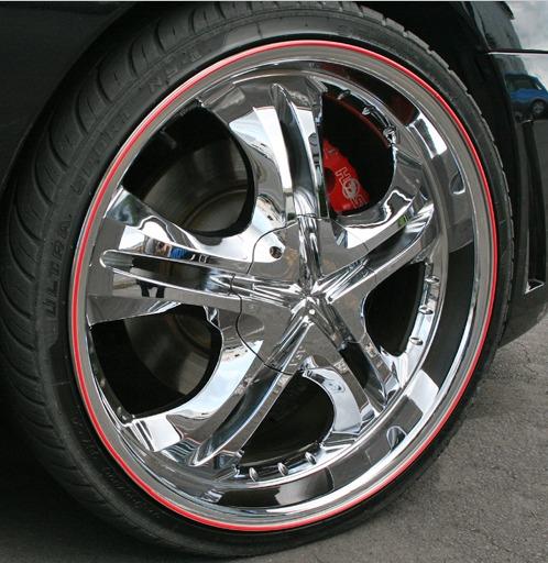 6Th Generation Camaro >> 2010-2015 Camaro Wheel Bands - RPIDesigns.com