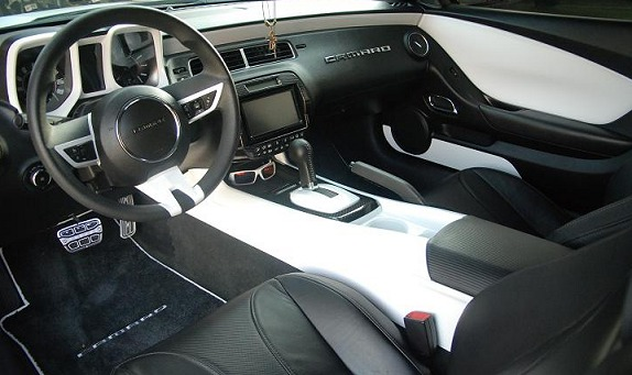 2010 2015 camaro painted door dash panel inserts. Black Bedroom Furniture Sets. Home Design Ideas
