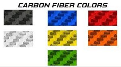 carbon fiber colors