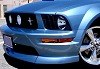 05-09 CDC Classic GT Mustang Chin Spoiler-Painted
