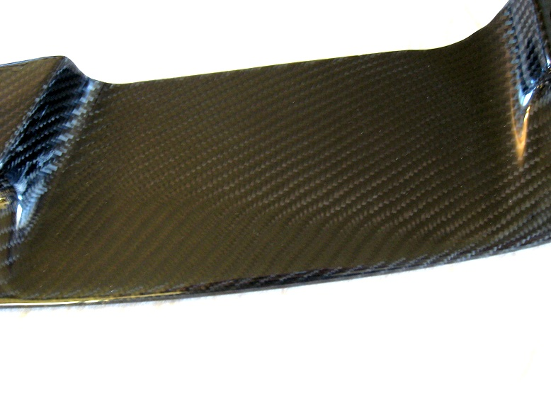 C6 ZR1 Carbon Fiber Front  Splitter