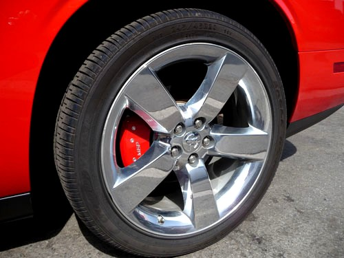 2009-2014 Dodge Challenger Caliper Covers
