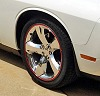 2009-2019 Dodge Challenger Wheel Bands - Fits Base/RT/SRT8