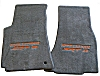 2009-2015 Dodge Challenger Embroidered Lloyd Floor Mats-Velourtex