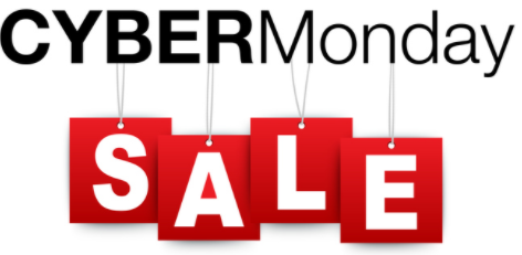 Cyber Monday Deals Here!
