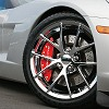 C6 / C5 Corvette Caliper Covers w/Logo