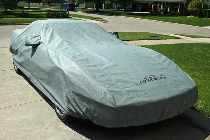 2010-2015 Camaro CoverKing Coverbond 4 Moderate Weather Car Cover