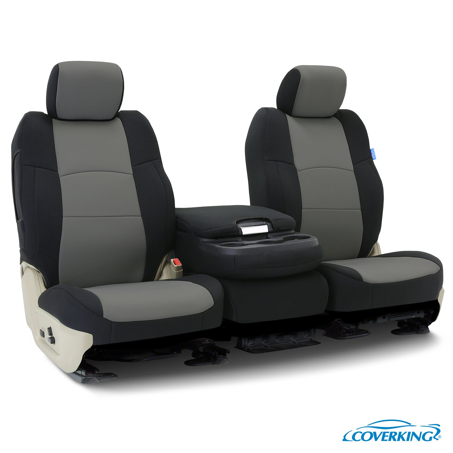 2015 2018 Mustang Neosupreme Custom Fitted Seat Covers by Coverking