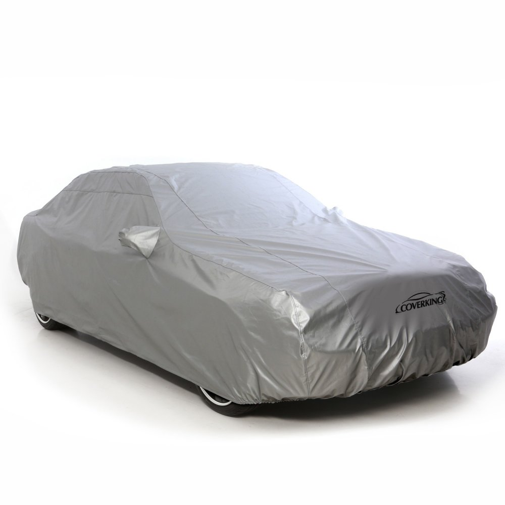2008-2018 Challenger CoverKing Silverguard Reflective Custom Car Cover