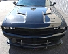 2015-2018 Dodge Challenger SRT Scat Pack APR Carbon Fiber Splitter