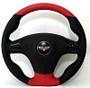 C6 Corvette D Style Leather Steering Wheel