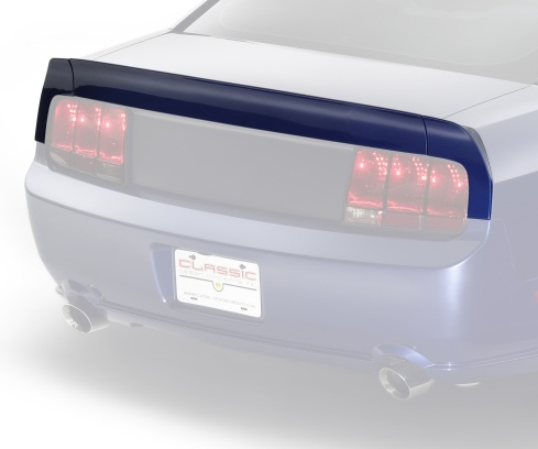 2005-2009 Mustang Ducktail Spoiler