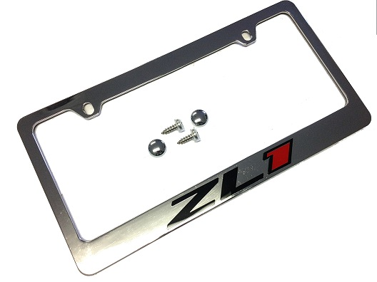 2010-2015 Camaro License Plate Frame ZL1