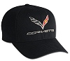 C7 Corvette Logo Flex Fit Pro Performance Fitted Cap