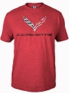 C7 Corvette Men's Logo T-Shirt