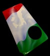 Heritage Series Airbrushed Italian Flag C7 Corvette Parts