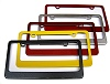 Jeep Grand Cherokee SRT Painted License Plate Frame