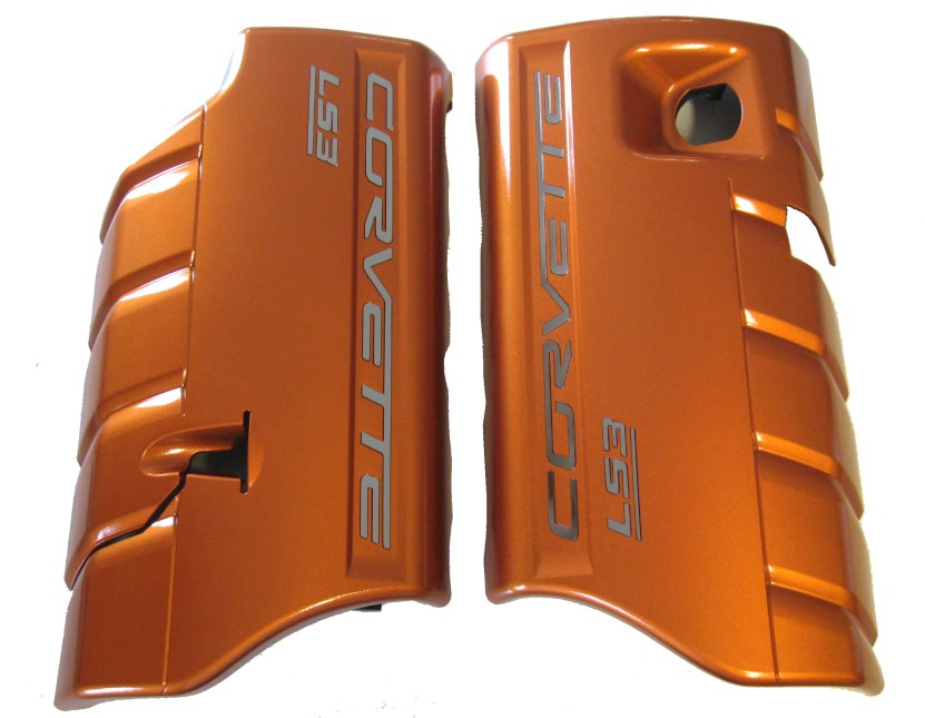 LS2/LS3/LS7 Fuel Rail Covers in all Body Colors Available ...