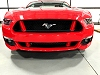 2015-2017 Ford Mustang Painted Front Grille Pillar Covers