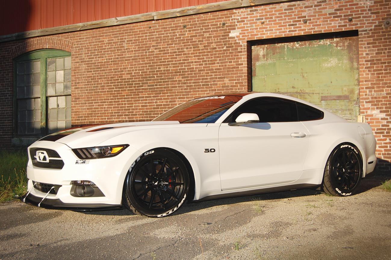 Ford Mustang Mrr Flow Forged M350 Wheels Package