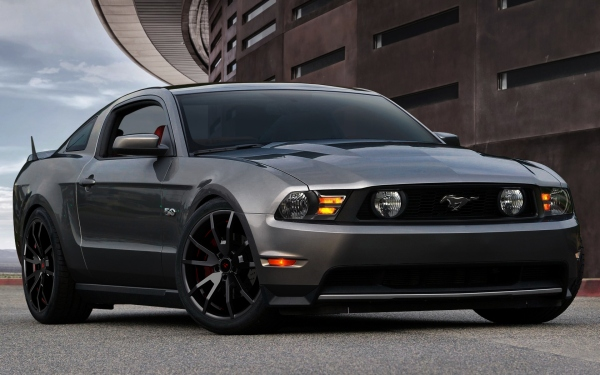 6th Generation Mustang Outlaw Wheels