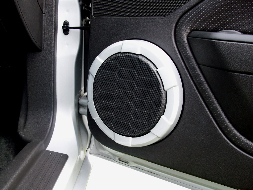 2005-2009 Mustang Painted Speaker Covers