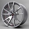 2015-2019 Ford Mustang Outlaw Wheels - HO Silver Finish