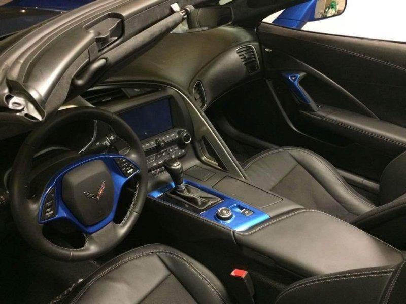 c7 corvette painted steering wheel trim bezel rpidesigns com