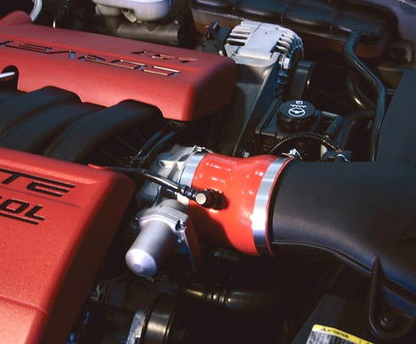C6 Corvette High Flow Air Intake Coupler