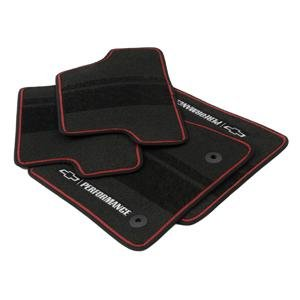 2016-2019 Camaro Premium Interior Floor Mats Front and Rear