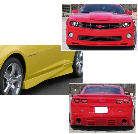 5th generation camaro ground effects package rpidesigns com