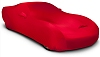 2015-2017 Ford Mustang Coverking Satin Car Cover Red