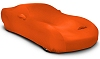 2015-2018 Ford Mustang Coverking Satin Car Cover Rust Orange