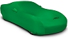 2008-2018 Dodge Challenger Coverking Stretch Car Cover Synergy Green