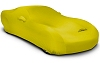 2008-2016 Dodge Challenger Coverking Satin Car Cover Yellow
