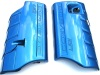 C6 Corvette Painted Fuel Rail Covers Glass Like Smoothies