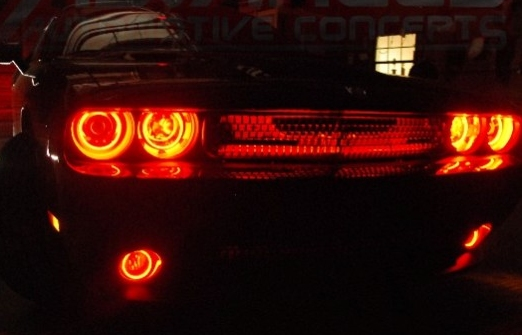 New Products Challenger Halo Light Kits Intro Price 20
