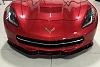 C7 Corvette Stingray Front Splitter RPI Stage 2 Striped Series