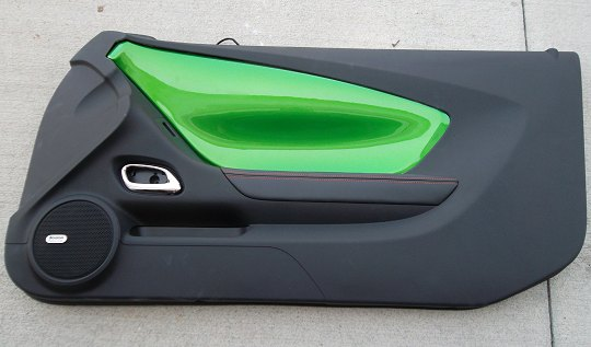 Finally Available! 2010-2013 Camaro Pre-Painted Door Panels
