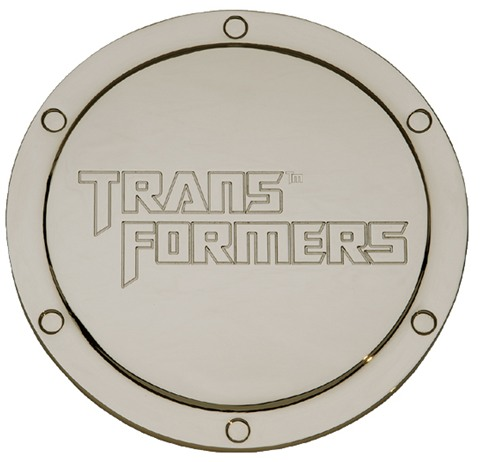 2010-2015 Camaro Transformers Fuel Door