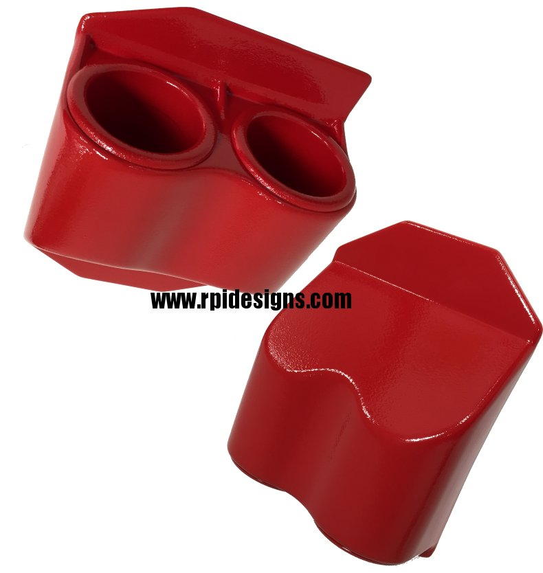 C6 Corvette Travel Buddy Cup Holders Painted