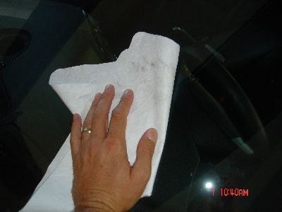 Ultimate Window Washing Cloth - Miracle Rag