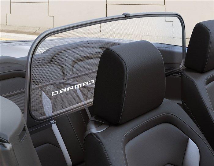 Camaro Interior Windscreen For Convertible Rpidesigns Com