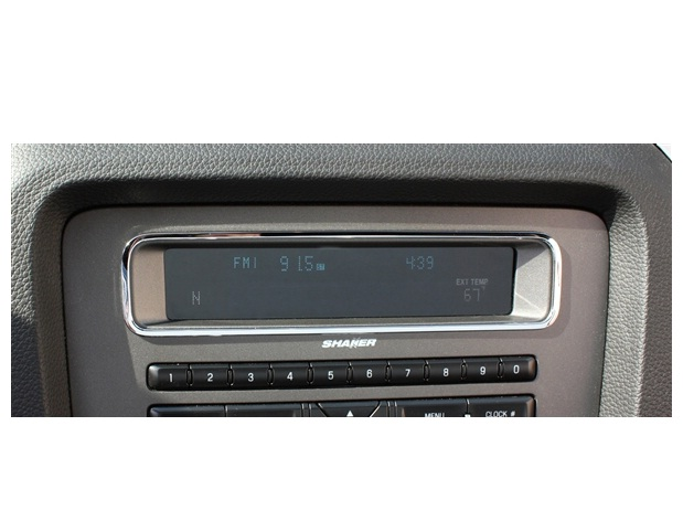 2010-2013 MUSTANG BILLET MAIN DISPLAY