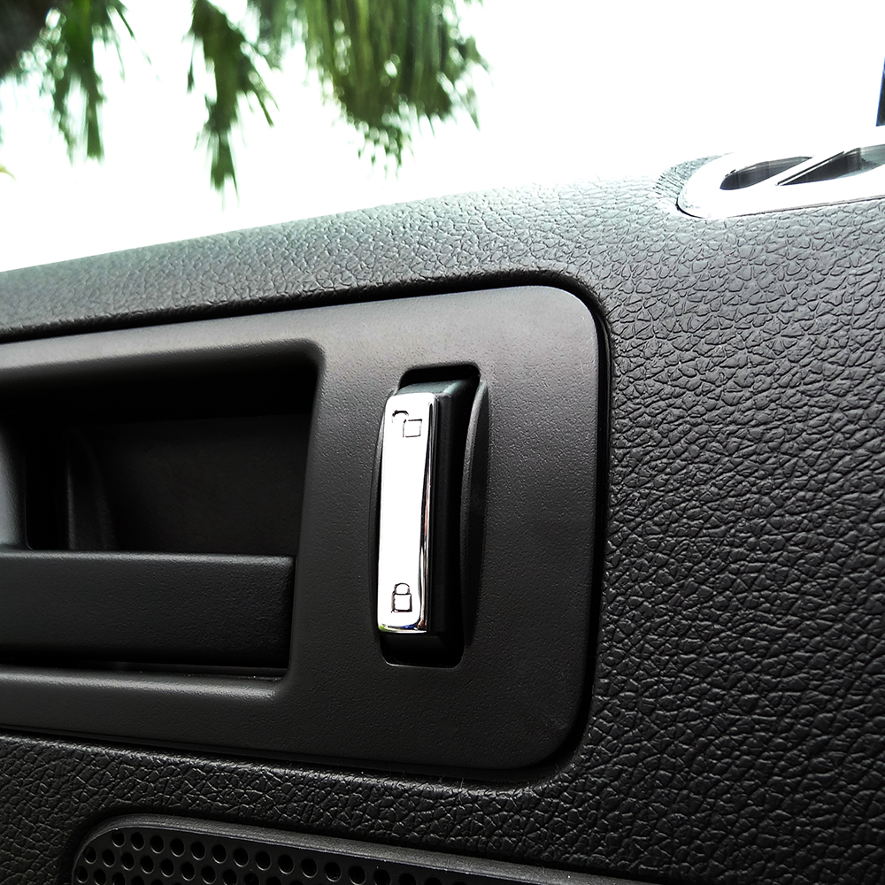 2005-2013 FORD MUSTANG LOCK SWITCH COVERS